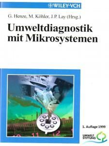 Umweltdiagnostik mit Mikrosystemen Cover